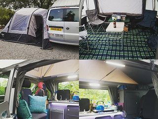 Peak Camper Van Hire (VW Camper Hire)