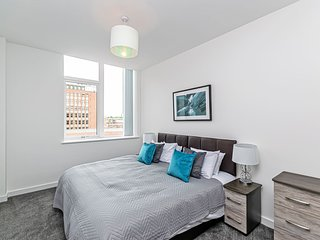 Residential Estates - One bed Apartment City Suites sleeps 4