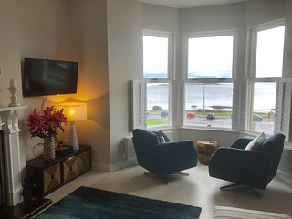 Giant's Causeway View, Causeway Cottages Portrush, Amazing sea and golf views