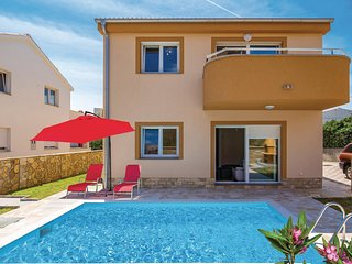 Beautiful home in Pag w/ Outdoor swimming pool, WiFi and Outdoor swimming pool (