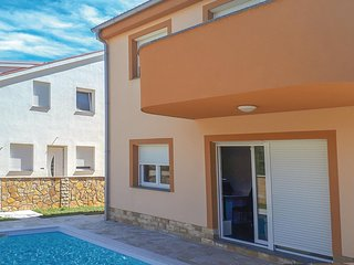 Beautiful home in Pag w/ Outdoor swimming pool, WiFi and Outdoor swimming pool