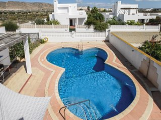 Stunning home in Nijar w/ WiFi, 3 Bedrooms and Outdoor swimming pool