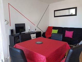 Studio-cabine Houlgate