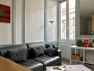 La Rochelle, appartement cosy et très bien situé, près des tours du Vieux Port