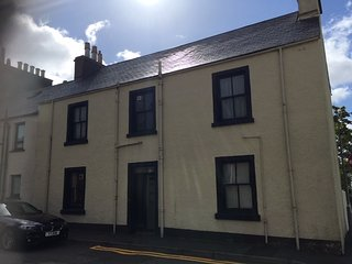 Victorian Townhouse Apartment  No 2 , in Stornoway Town Centre