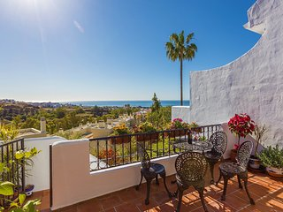 ☆Superb Townhouse 3BR Sea views