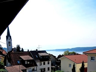 Romantic Vintage Holiday Apartment / Ferienwohnung Sipplingen Bodensee