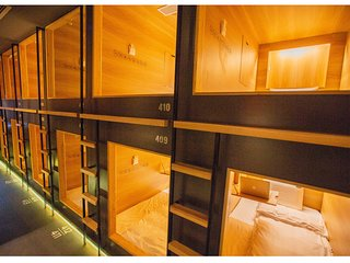 Khan Hoang Capsule hotel - Bed in Female Dormitory Room