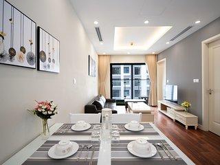 VipHome04#Modern Apartment 2BR#Imperia Garden