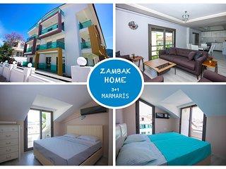 Zambak Duplex 1 Marmaris Daily Weekly Rentals