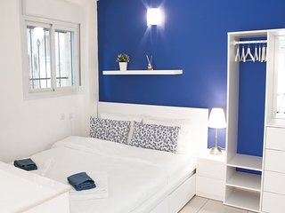 ☀The Sapphire - Top Location/1 min walk from Mahane-Yehuda - Couples Favourite☀
