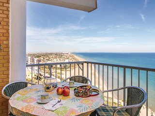 Amazing apartment in El Faro de Cullera w/ Outdoor swimming pool, Outdoor swimmi
