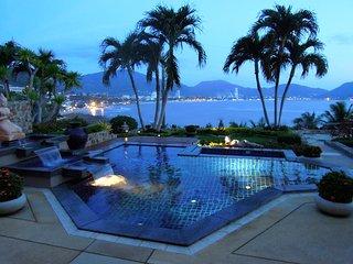 Luxurious Patong Beach 3 Bedroom Seaview Villa
