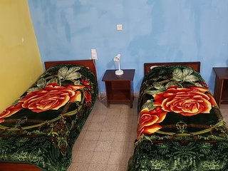 One Bed Shared Room in Old City of Nazareth
