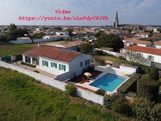 Villa au bord de la mer à Sante Marie de Ré