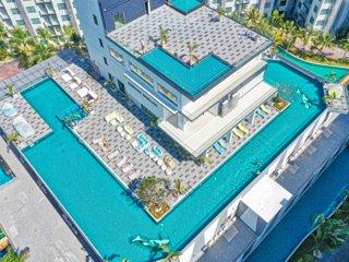 5 Star Beach Resort close to Walking Street
