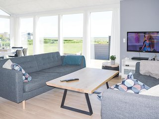 Nice home in Sæby w/ Sauna, WiFi and 3 Bedrooms (A25127)