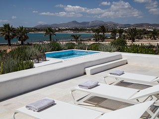 SAND Sea View Villa 2 with pool at the beach | The SAND Collection Villas