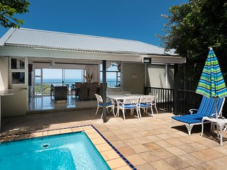 Beachhaven villa: Private pool, Ocean views, Wifi