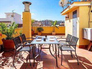 Unique penthouse in Los boliches Ref 80