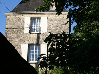 The Little Square Tower