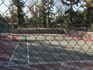 Palm Springs Villa  Tennis Court & Pools