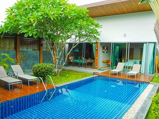 Two bedrooms private pool villa - Coco4