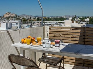 Athenian Penthouse Apartment with stunning views