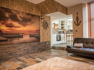 Luxury Rustic Charlestown Themed Apartment