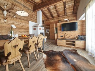Panorama Chalets - Hütte Smaragd by HolidayFlats24