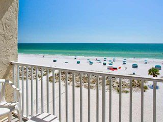Affordable Island Inn Beachfront Stateroom.  Comfortable with Great Rates and a