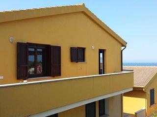 Panoramico appartamento a due passi dal mare (G)
