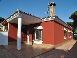Chalet pareado en La Barrosa