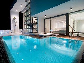 LN7 Luxury Villa Las Nereidas Altea Hills (WIFI+PRIVATE POOL)