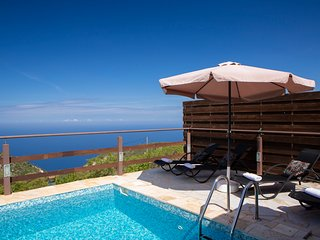 10% OFF:Family Cosy Villa Imera with breathtaking ionian sunset sea view!
