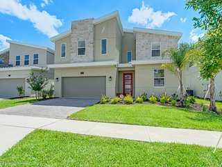 891PBEACH  Amazing Champions Gate 8 Bedroom 5 Bed