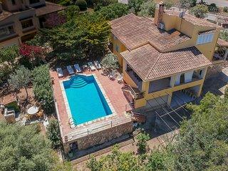 Casa Capitan, piscina privada, wifi, cercana a la playa