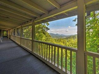 Dillard Area House w/ Large Deck & Mountain Views!