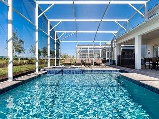 ChampionsGate Golf Resort 8BR Pool Villa (1540MC)