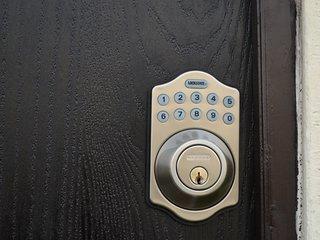 Entrada autonoma, olvídate de llaves!!!