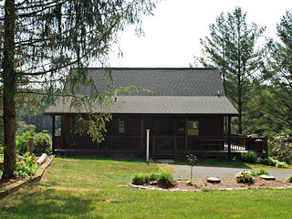 Mountain Dream-Pet Friendly, Family Friendly, Log cabin, WIFI, Gas Fireplace, Fi