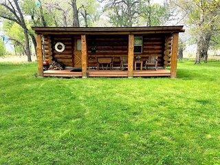 Buffalo Ranch Cabin
