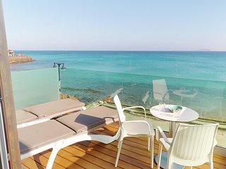 Marina 1. Apartamento con vistas al mar