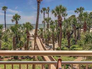 412 Captains Walk-Oceanfront Views,Heated Pool & Spa - Pretty!