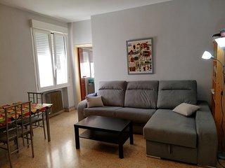 Apartamento en zona céntrica con wifi.