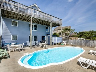 Cara Lina | 999 ft from the beach | Private Pool, Hot Tub | Corolla