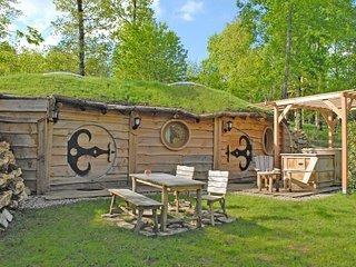 Maison de Hobbit chez Nid2Reve