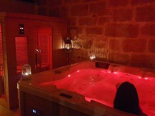 maison de charme jacuzzi ,sauna et piscine privée en camargue
