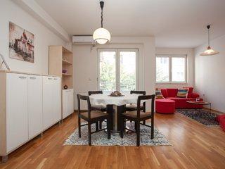 Urban Red Apartment