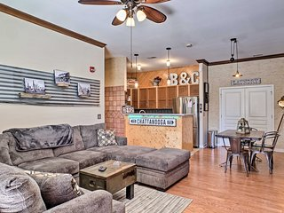 Cozy Chattanooga Condo - Southside Downtown!